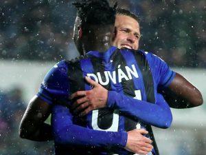 Atalanta da Champions, 4-1 al Bologna: Milan è a meno uno