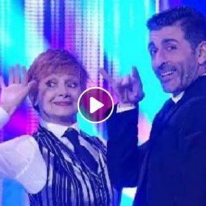 """Ballando con le Stelle, Milena Vukotic racconta l'aneddoto su Simone Di Pasquale: """"Chiesi a Milly..."""""""