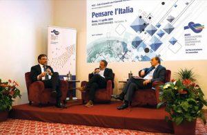 Giancarlo Giorgetti ospite del convegno Agci parla di Def, reddito, sblocca cantieri...