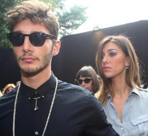 Sanremo 2020, Belen Rodriguez e Stefano De Martino insieme per il dopofestival (foto Ansa)