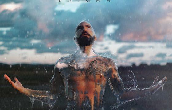 Booriana, la copertina del nuovo album di En?gma