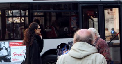 modena bus disabile