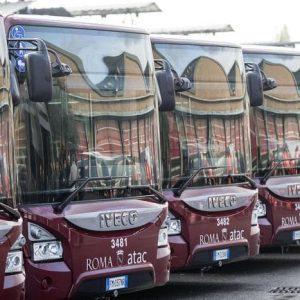 Roma, bus: i 70 affittati da Israele (euro 5) non possono circolare