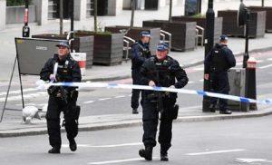 Londra, ritrovati due cadaveri di donne in un congelatore: arrestate due persone (foto d'archivio Ansa)