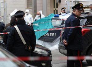 """Cagnano Varano, il killer del maresciallo dieci giorni fa minacciò  carabinieri: """"Ve la farò pagare"""" (foto Ansa)"""