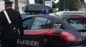 Civitanova Marche, scopre che la moglie ha un amante. Carabinieri sequestrano pistola al marito