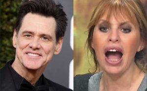 """Jim Carrey risponde alla Mussolini: """"Basta capovolgere la vignetta così suo nonno salta di gioia"""""""