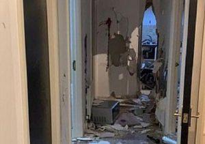 belfast casa danni