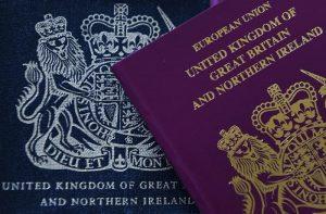 brexit passaporti