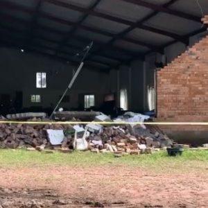 Sudafrica, chiesa crolla durante il rito pasquale: 13 morti