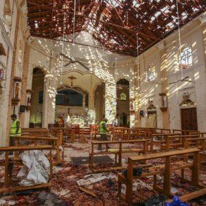 Sri Lanka: nuova bomba espolde vicino chiesa a Colombo10
