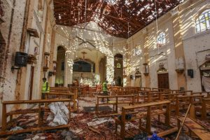 Sri Lanka: nuova bomba espolde vicino chiesa a Colombo7