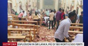 Sri Lanka: nuova bomba espolde vicino chiesa a Colombo4