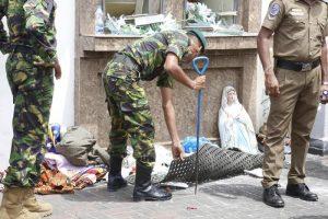 Sri Lanka: nuova bomba espolde vicino chiesa a Colombo2