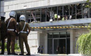 Sri Lanka: nuova bomba espolde vicino chiesa a Colombo1