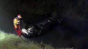 Correggio (Reggio Emilia), auto nel canale: morto Liborio Vetrano, feriti altri 4 ragazzi