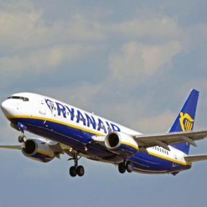 ryanair supplemento neonati