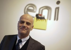 Eni, Claudio Descalzi quinto nella lista degli uomini più potenti dell'oil&gas in Medio Oriente