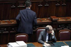 Luigi Di Maio a Tria: stai sereno. Come disse Renzi a Letta