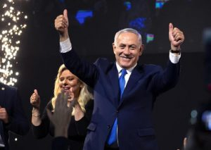 Elezioni Israele, Netanyahu verso la vittoria. La coalizione di destra ottiene 65 seggi su 120 (foto Ansa)