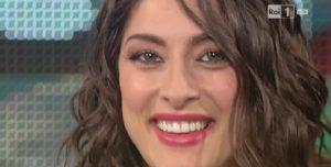 """Domenica In, Elisa Isoardi e l'annuncio in diretta: """"La Prova del Cuoco? Il prossimo anno..."""""""