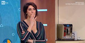 """La Prova del Cuoco, Monica Setta a Elisa Isoardi: """"Sei dimagrita? Stai facendo uno sport nuovo?"""""""