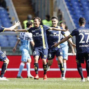 Emanuel Vignato, 1° gol in Serie A contro la Lazio. Nel 2017, un siparietto esilarante con Totti