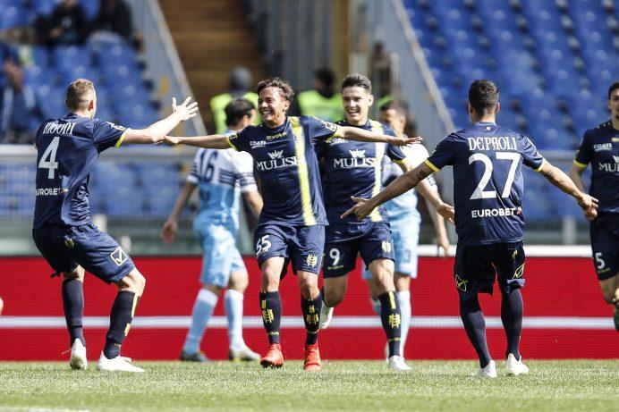 Emanuel Vignato, 1° gol in Serie A contro la Lazio. Nel 2017, un ...