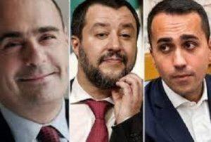 Sondaggio europee Emg Acqua per Agorà: Lega 31,9%, M5s 22,7%, Pd 21,1%