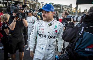 Doppietta Mercedes a Baku, Bottas trionfa su Hamilton. Vettel 3°, Leclerc 5°