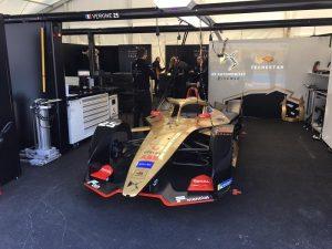 Formula E 2019 Roma Eur 6
