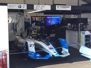 Formula E 2019 Roma Eur 10