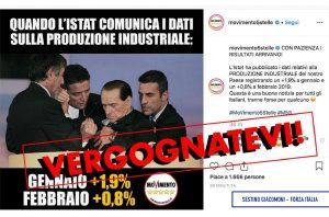 Berlusconi che sviene, crudele foto-montaggio sul social M5S. Di Maio ordina rimozione