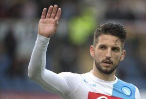 Il Napoli vince a Frosinone e ipoteca il 2° posto, gol di Mertens e Younes
