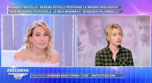 Roger Garth e l'appello a Serena Rutelli: Incontra la tua mamma biologica