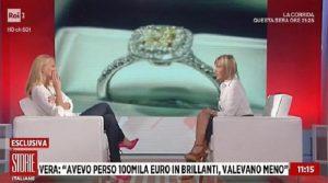 """Storie Italiane, la figlia di Giuliano Gemma: """"Così sono stata truffata..."""""""