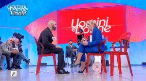 Gemma Galgani, corteggiatore Fabrizio di 42 anni a Uomini e donne Over