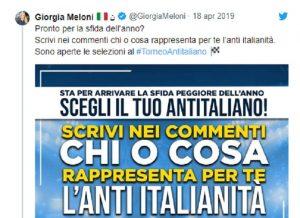 """Giorgia Meloni, uno scivolone social dopo l'altro. E dietro c'è """"La bestiolina"""" Tommaso Longobardi"""