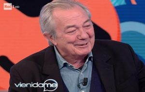 "Vieni da me, Remo Girone: ""Ben Affleck intelligentissimo. Paola Cortellesi..."""