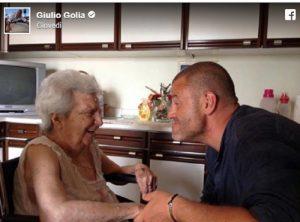 """Le Iene, Giulio Golia dopo la morte della madre: """"Grazie a chi mi è stato vicino"""""""