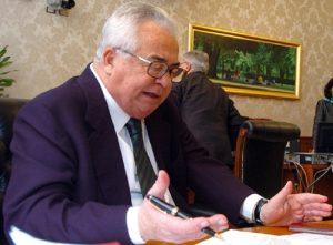 Giuseppe Ciarrapico è morto. Aveva 85 anni