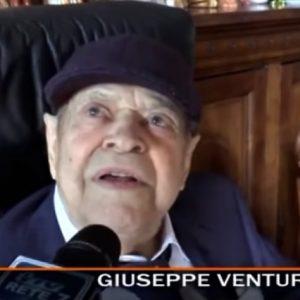 Giuseppe Venturi compie 107 anni: il nonno bolognese è nato nel 19122