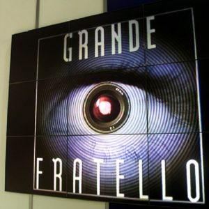 Grande Fratello, il triangolo amoroso: Martina Nasoni, Daniele Dal Moro e... (foto Ansa)