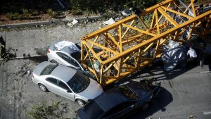 Google, incidente al campus di Seattle: crolla una gru, 4 morti