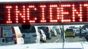 A1 paralizzata per incidente tra Fabro e Orvieto: code di 10 km, auto a motore spento