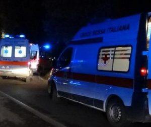 Castel San Pietro (Bologna): perde il controllo dell'auto, si ribalta e muore (foto d'archivio Ansa)