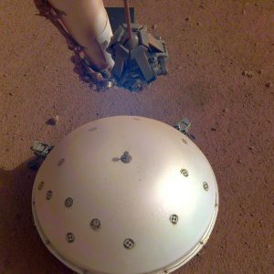 Insight, sonda NASA registra primo sisma su Marte