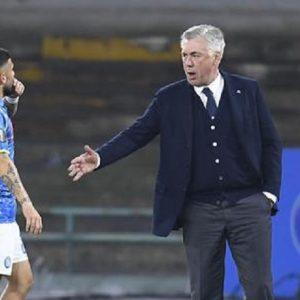 """""""Ancelotti è un pacco"""", il mistero sulle parole del padre di Lorenzo Insigne (foto Ansa)"""