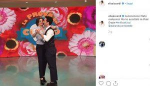 """Ballando con le Stelle, Elisa Isoardi accetta la sfida: """"Aiuto! Ballo malissimo"""""""