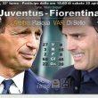 Juventus-Fiorentina, la sfida scudetto è solamente su DAZN